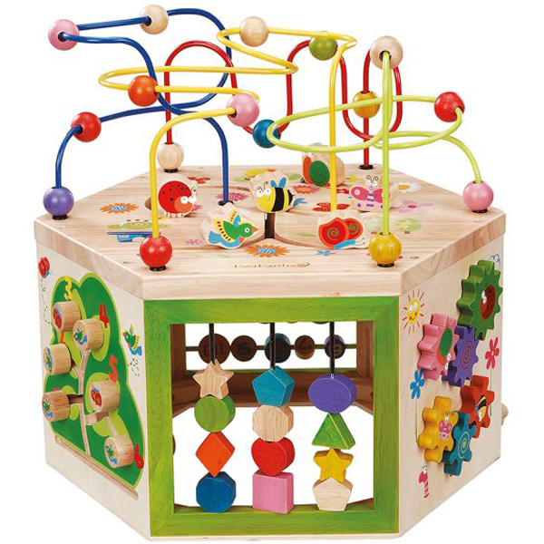 EarthHero - EverEarth Garden Toddler Activity Center 1