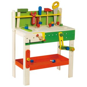 EarthHero - EverEarth Carpenters Kids Play Workbench 1
