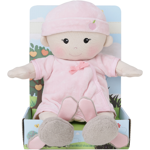 EarthHero - Apple Park Plush Toy Baby Girl 2