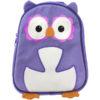 EarthHero - Purple Owl Childrens Lunch Bag 1