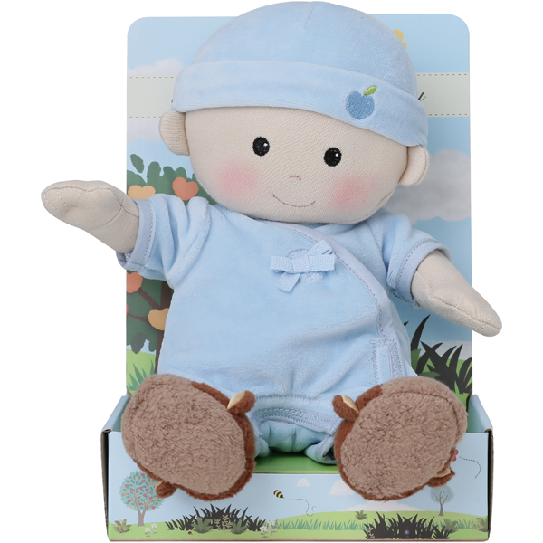 EarthHero - Apple Park Plush Toy Baby Boy 2