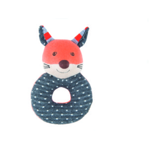 EarthHero - Frenchy Fox Teething Toy