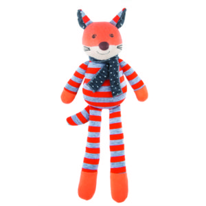 EarthHero - Frenchy Fox Plush Toy 1