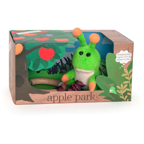 EarthHero - Caterpillar Crawling Critter Teething Toy 2
