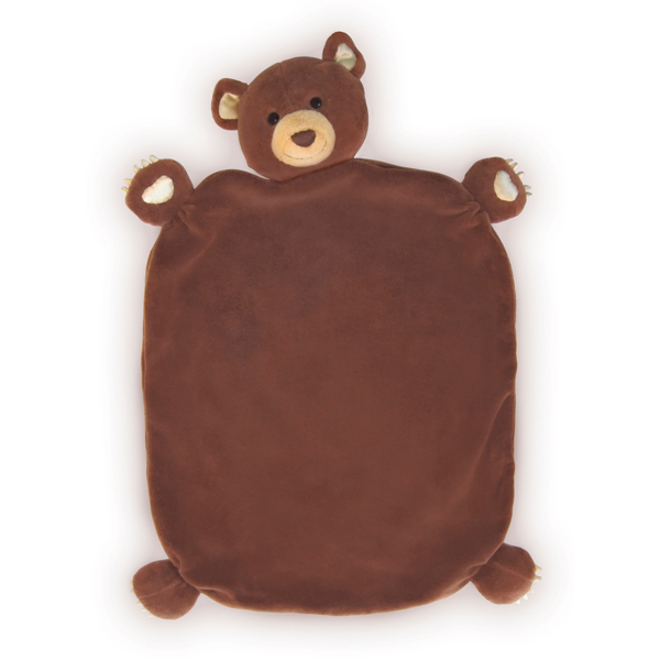 EarthHero - Cubby Picnic Pal Stuffed Animal Blanket 1