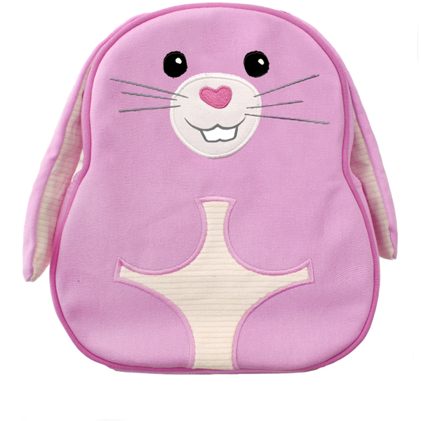 EarthHero - Bunny Little Kids Backpack