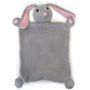 EarthHero - Bunny Picnic Pal Stuffed Animal Blanket 1