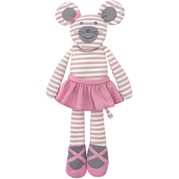 EarthHero - Ballerina Mouse Plush Toy 1