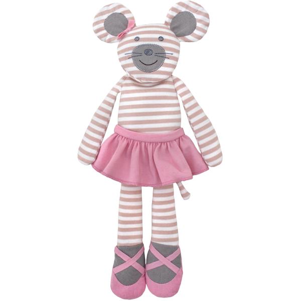 EarthHero - Ballerina Mouse Plush Toy 1