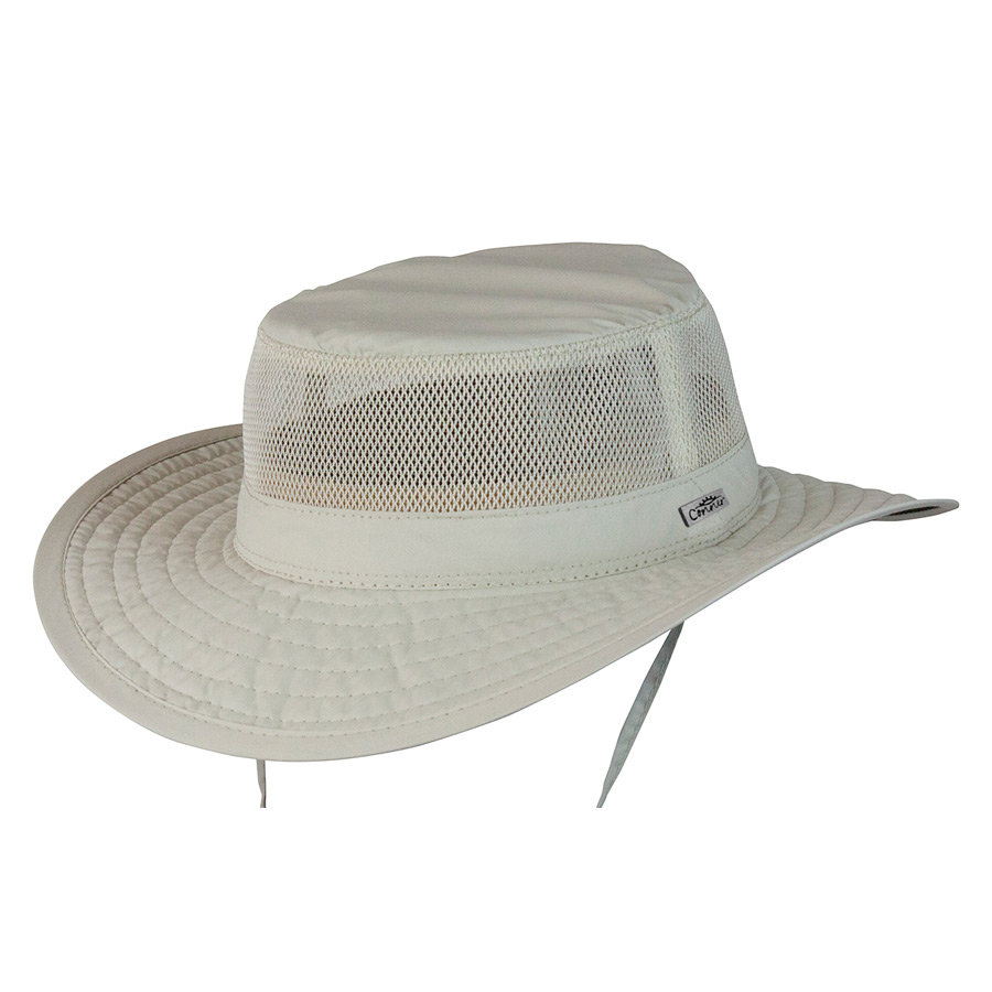 EarthHero - The Bass Fisher Mens Wide Brim Hat - 1