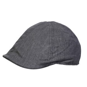 EarthHero - Savannah Sound Linen Newsboy Cap - 1