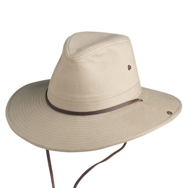 EarthHero - Sahara Aussie Safari Hat - 1