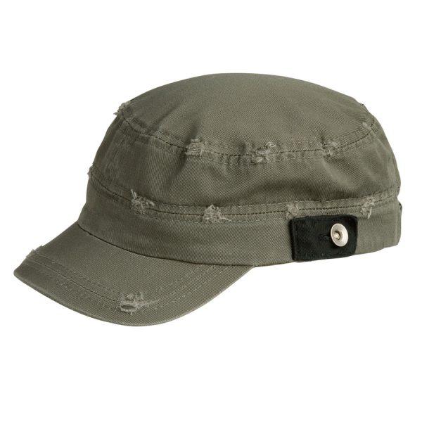 EarthHero - Reuse Organic Cotton Army Cap - 1