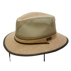 EarthHero - Nathan Hemp Mesh Hiker Safari Hat - 1