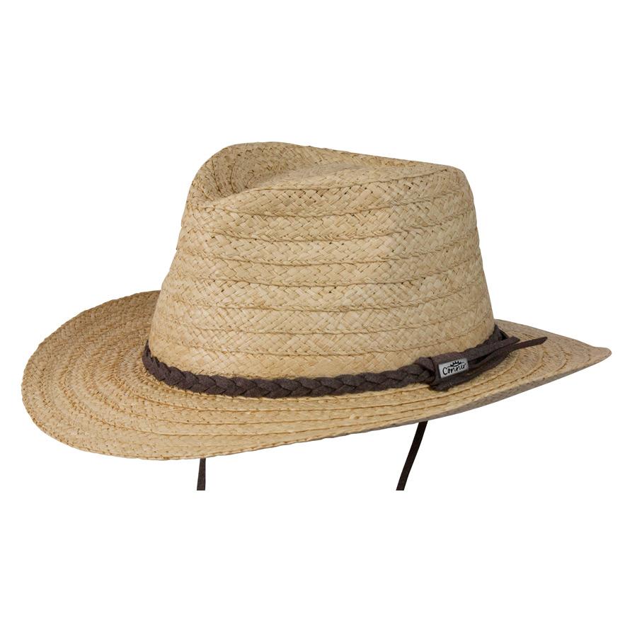 EarthHero - Myrtle Beach Raffia Straw Sun Hat - 1