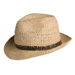 EarthHero - Madison Raffia Straw Beach Hat - 1
