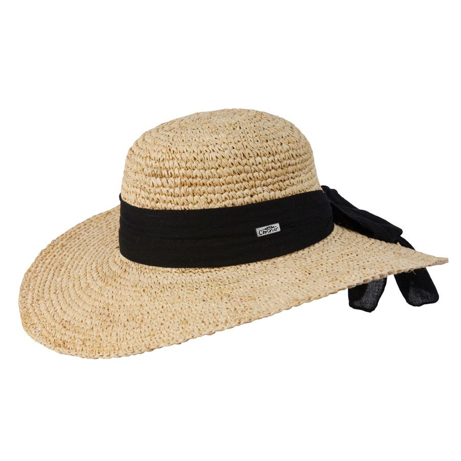 EarthHero - Latin Quarter Ladies Floppy Sun Hat - 1