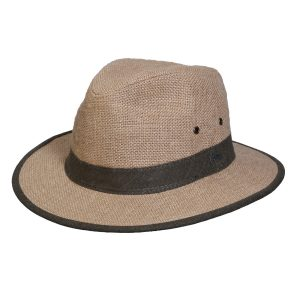 EarthHero - Black Creek Hemp Safari Hat - 1