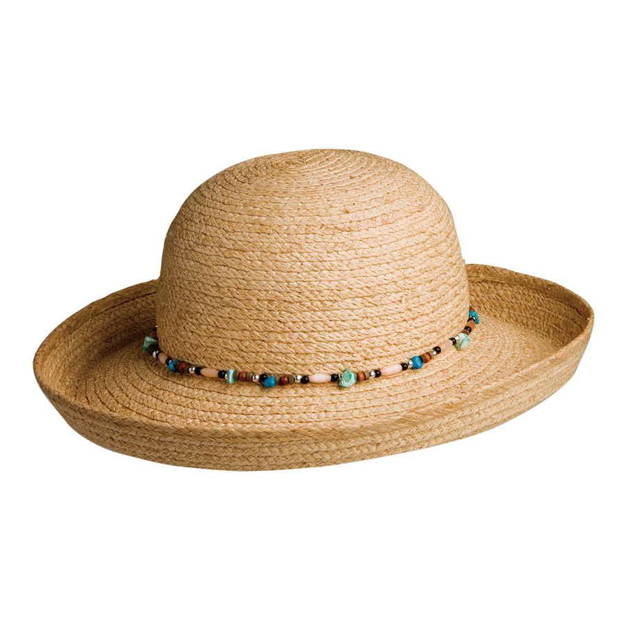 EarthHero - Arizona Raffia Ladies Sun Hat - 1