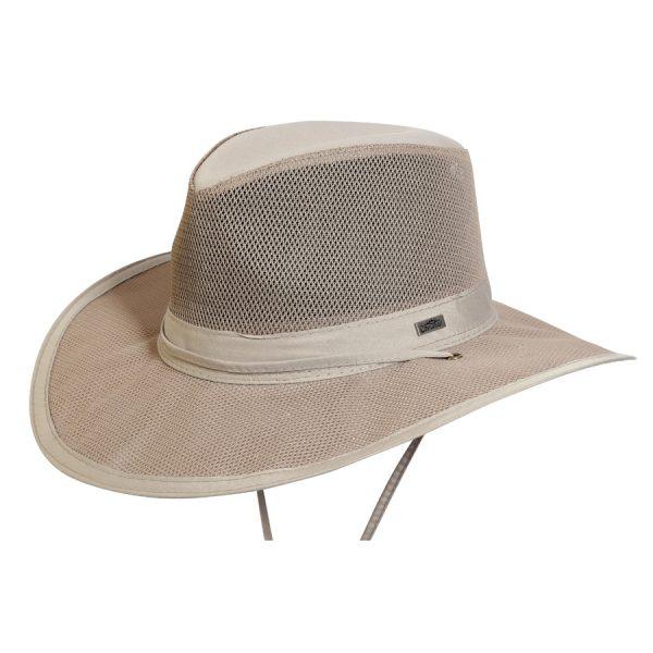 EarthHero - Airflow Mens Wide Brim Hat - 1