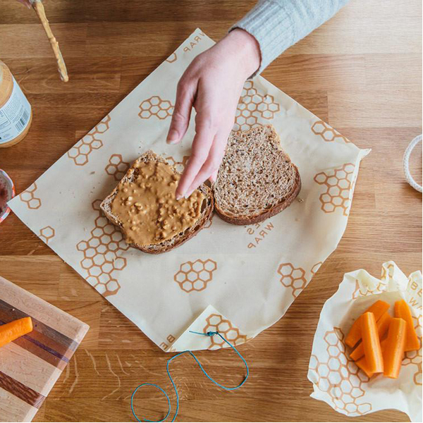 EarthHero - Sandwich Beeswax Wrap 3