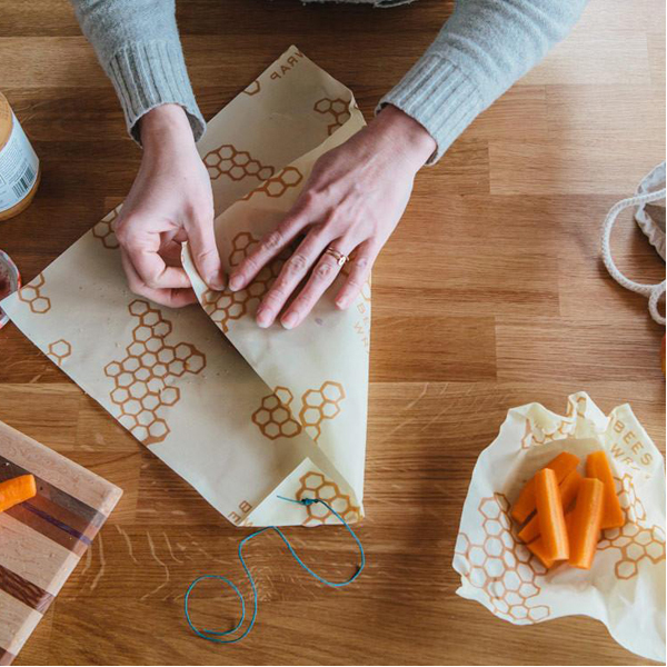 EarthHero - Sandwich Beeswax Wrap 4