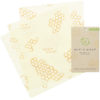 EarthHero - Medium Beeswax Wraps 3 Pack 1