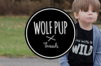 Wolf Pup Threads