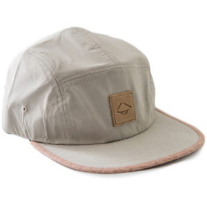 EarthHero - Persik 5-Panel Flat Brim Hat 1