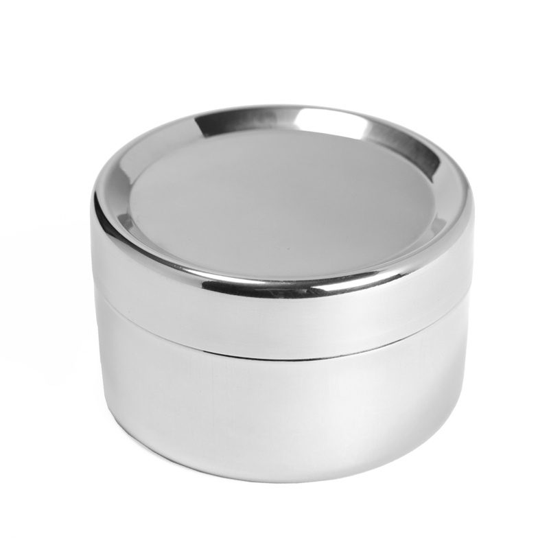EarthHero - Large Stainless Steel Travel Condiment Container - 1