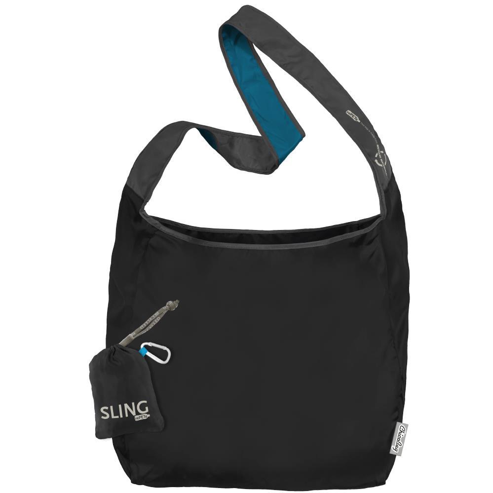 EarthHero - SLING rePETe Reusable Shopping Bag - Storm