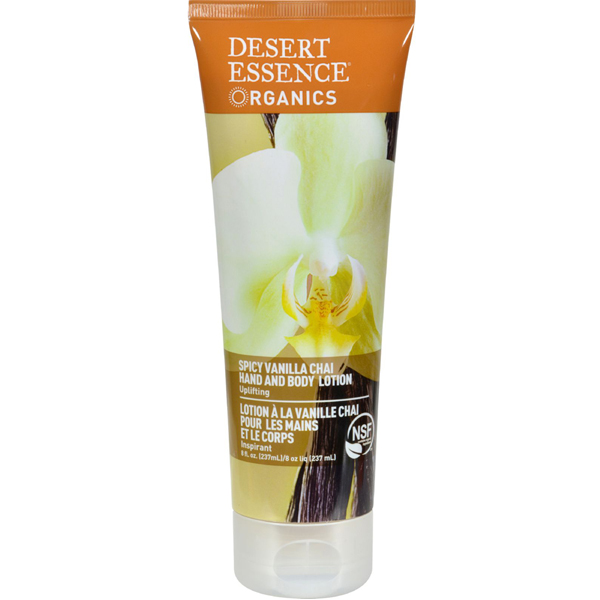 EarthHero - Desert Essence Vanilla Lotion -1