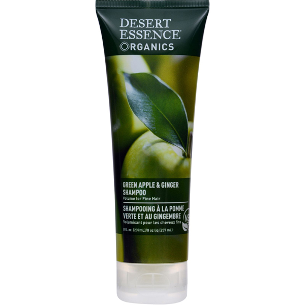 EarthHero - Green Apple and Ginger Desert Essence Shampoo -1
