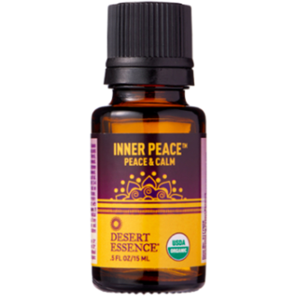 EarthHero - Inner Peace Desert Essence Organic Essential Oil Blend -1