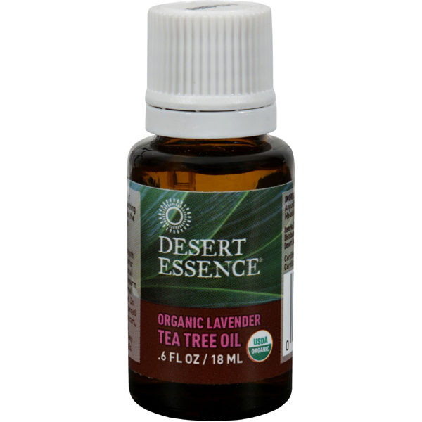 Lavender Desert Essence Tea Tree Oil Shop Sustainably On Earthhero