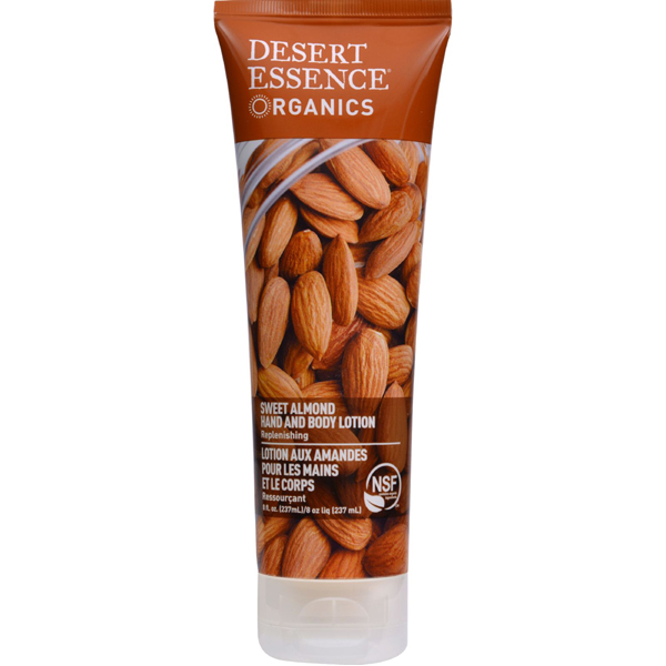 EarthHero - Desert Essence Almond Lotion -1
