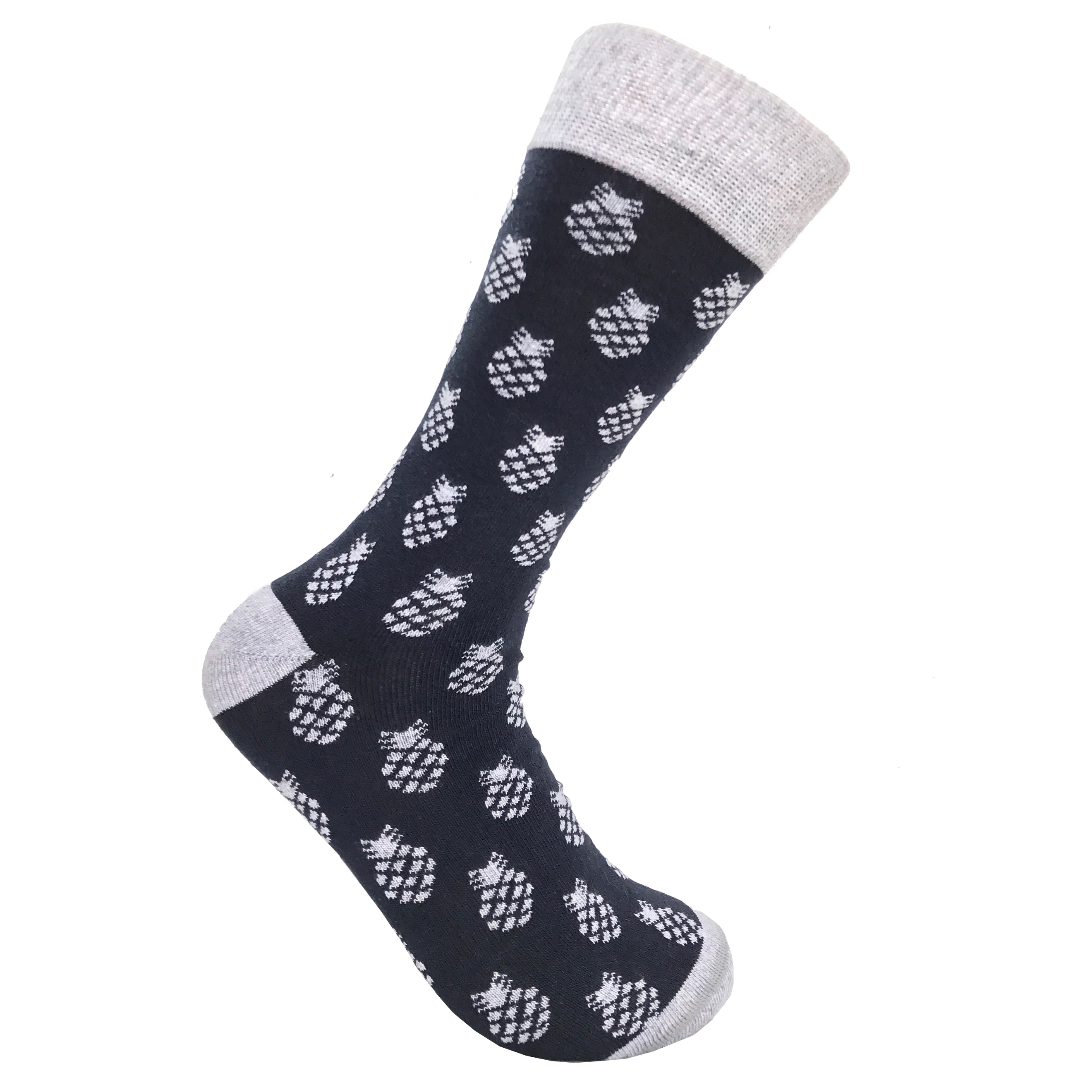 EarthHero - Piña Casual Socks- 1
