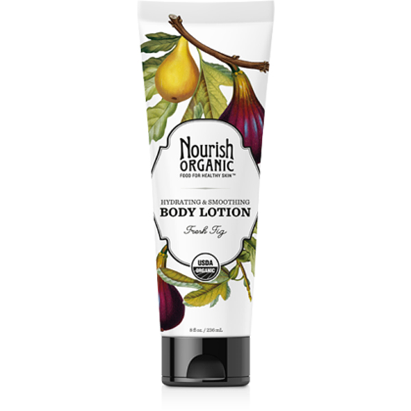 EarthHero - Nourish Organic Body Lotion Fig - 1