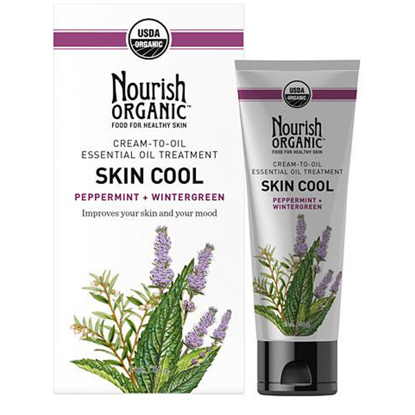 EarthHero - Skin Cool Cream to Oil Treatment - 1