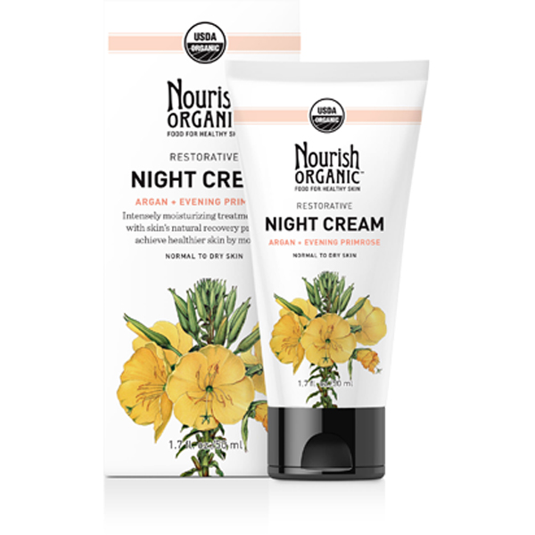 EarthHero - Restorative Nourish Organic Night Cream - 1