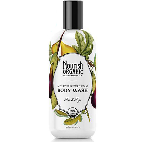 EarthHero - Moisturizing Cream Nourish Organic Body Wash Fig - 1