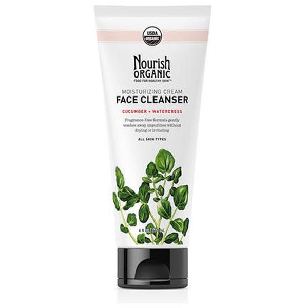 EarthHero - Moisturizing Cream Nourish Organic Facial Cleanser - 1