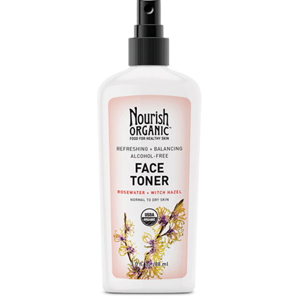 EarthHero - Refreshing and Balancing Nourish Organic Face Toner - 1