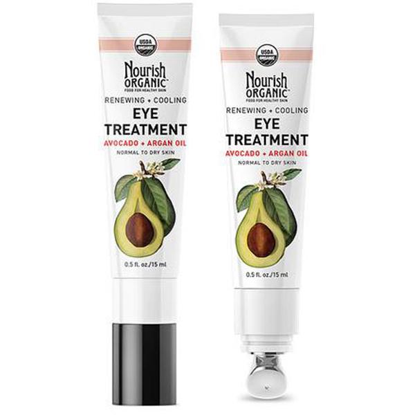 EarthHero - Renewing and Cooling Nourish Organic Eye Cream - 1