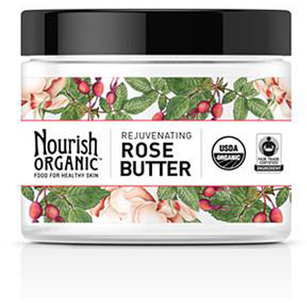 EarthHero - Rejuvenating Nourish Organic Rose Butter - 1