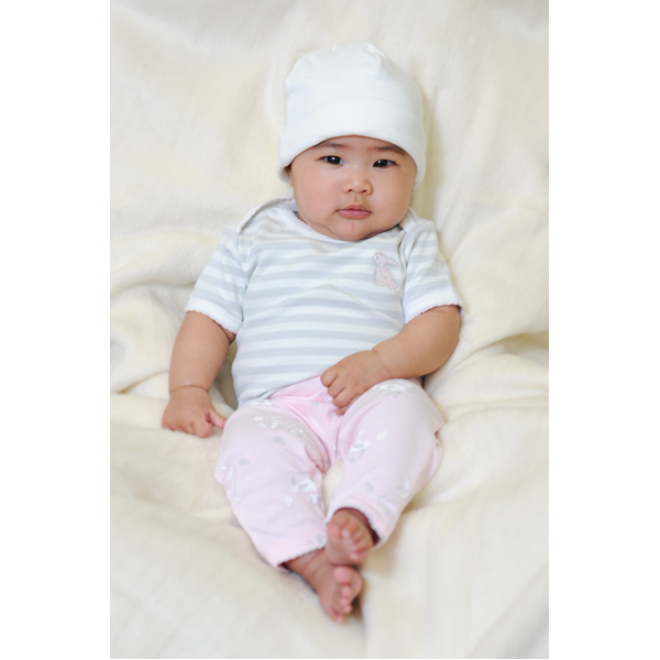 Earthhero - Basic Organic Cotton Baby Beanie - 2