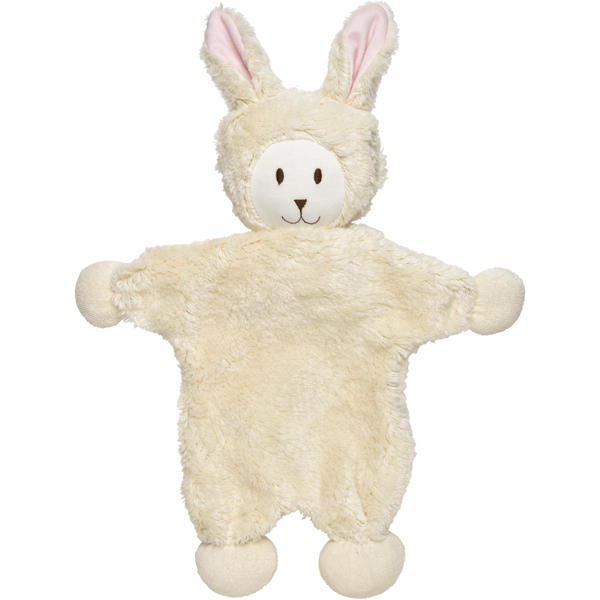 Earthhero - Snuggle Bunny Plush Toy - Pink Ears