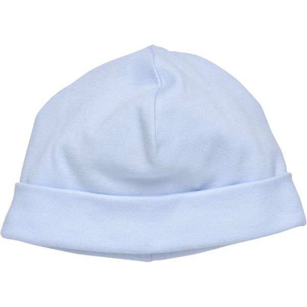 Earthhero - Basic Organic Cotton Baby Beanie - Blush