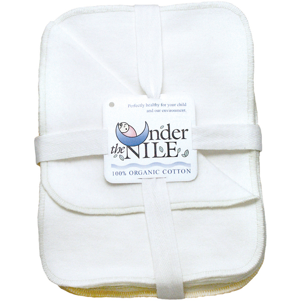 EarthHero - Sherpa Organic Cotton Washcloths