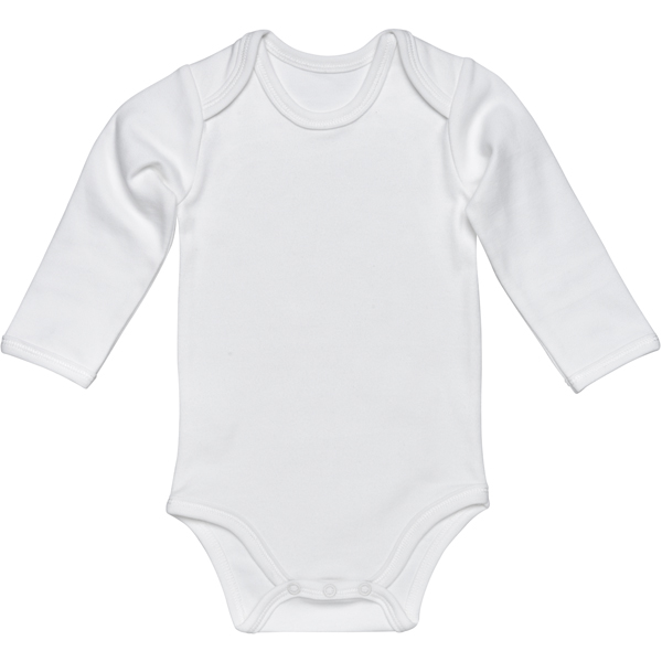 Earthhero - Long Sleeve Baby Onesie - Sage